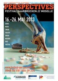 Programmheft als Download - Perspectives Deutsch-Französisches ...