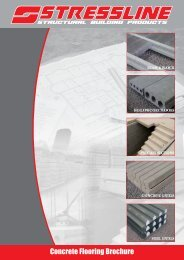 Concrete Flooring Brochure - John Nicholls