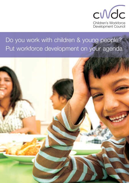 Do you work with children & young people? - Bromley Partnerships