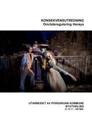 Herøya Revidert_KU_21des2011.pdf - Porsgrunn Kommune