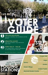 steps to vote polling stations