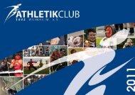 Zuhause wohlfühlen - Athletik Club 1892 Weinheim ev