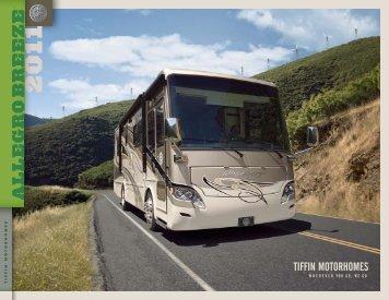 2011 Tiffin Allegro Breeze Brochure 1 - CoachShare