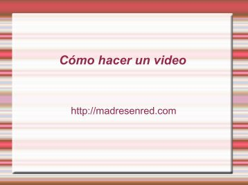 tutorial_de_movie_maker - Escritorio de Educación Rural