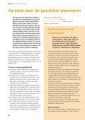 Zoektocht naar de perfecte woonvorm - MEE Zuidoost Brabant - Page 6
