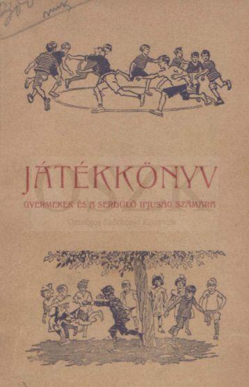 Játékkönyv gyermekek és a serdülő ifjúság számára 11110.pdf ...