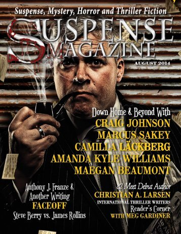 Suspense_Magazine_August_2014_Issue