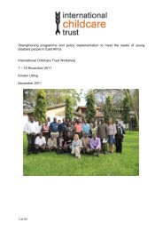 1 of 85 Strengthening programme and policy ... - Source