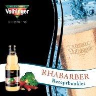 RHABARBER - Niehoffs Vaihinger