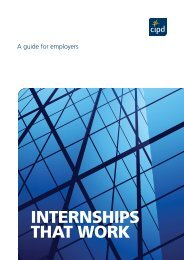 INTERNSHIPS THAT WORK - National Council for Work Experience