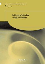Etablering af pileanlæg - på dansk - Aarhus Universitet