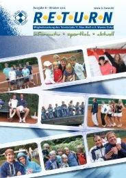 informativ • sportlich • aktuell - TC Blau-Weiß eV Wanne-Eickel