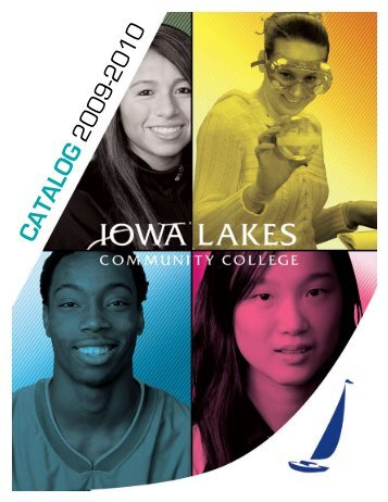 2009-2010 Catalog - Iowa Lakes Community College