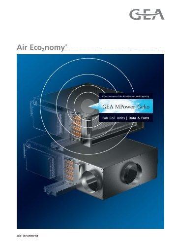 GEA MPower - Geko - CS Klimateknik