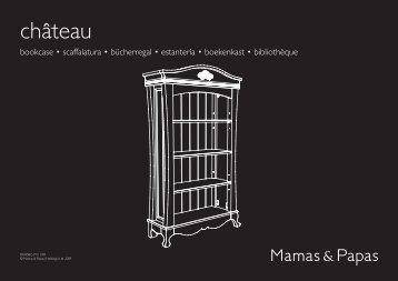 château - Mamas & Papas
