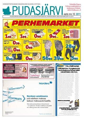 Lumivuo - Pudasjärvi-lehti ja VKK-Media Oy