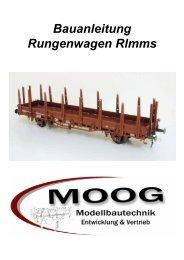 Bauanleitung Rungenwagen Rlmms - 0mobau.de