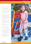 celebrating potential, creating possibilities - The Centre for Cerebral ... - Page 3