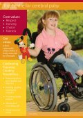 celebrating potential, creating possibilities - The Centre for Cerebral ... - Page 6