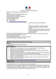 - 1 - Ministère de la santé et des solidarités Direction de l ... - ADIPh