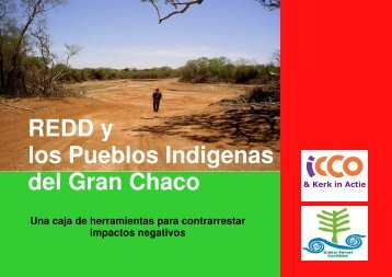 REDD y los Pueblos Indigenas del Gran Chaco - Critical Information ...