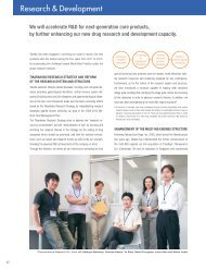 Research & Development - Takeda