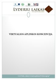 251_314_Virtualios aplinkos koncepcija.pdf - Lyderių laikas ...
