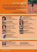 Unser Tennisbläddel 2012 steht zum download bereit. - Seite 5