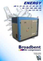 ENERGY - Compressor & air tool repair Australia