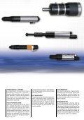 Motori Pneumatici Pneumatic Motors Druckluftmotoren - Sea - Page 3