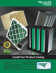 Camfil Farr Product Catalog - Texas Air Products