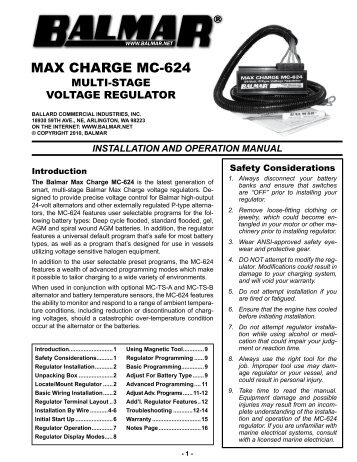 max charge mc 624 balmar?quality=85 digital duo charge installation operation balmar  at pacquiaovsvargaslive.co