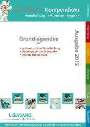 Kompendium Wundheilung - Prävention - Ligamed