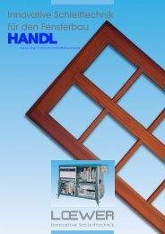 PDF-Prospekt - HANDL