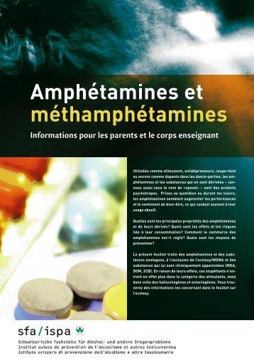 Amphétamine - Prevention.ch
