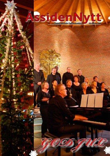 Åssiden Nytt nr.4-2011 - Den norske kirke i Drammen