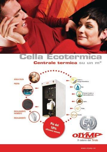 Cella Ecotermica - Olymp