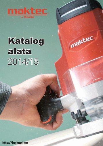 Maktec by Makita Alati 2014/15