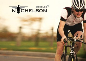 N CHELSON - Nichelson Bicycles