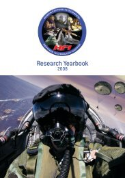 2008 Yearbook - Human Factors Integration Defence Technology ...