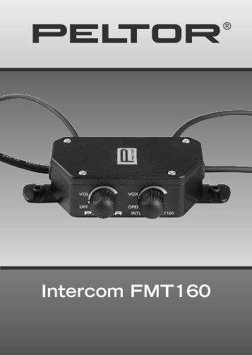 Intercom FMT160 - WebHill.fi -Verkkokauppa