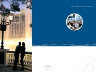 Dining • Shopping • Entertainment - MGM Resorts Access Page