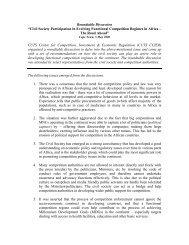 Proceedings - International Network of Civil Society Organisations ...