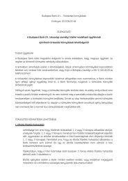 Budapest Bank Zrt. – Törlesztési könnyítések Érvényes: 2013.06.20 ...