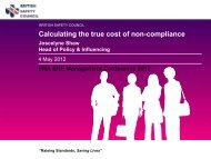 Calculating the true cost of non-compliance - Energy Networks ...