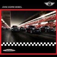John Cooper Works. - Mini