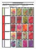 Farbkombinationen Einzelfarben zur besseren Darstellung als Karte ... - Seite 3