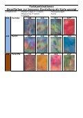 Farbkombinationen Einzelfarben zur besseren Darstellung als Karte ... - Seite 5