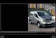 NISSAN NV200 - Stadt-Garage Rimini AG
