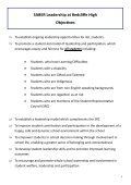 SABER-leaders-student-booklet - Redcliffe State High School - Page 3